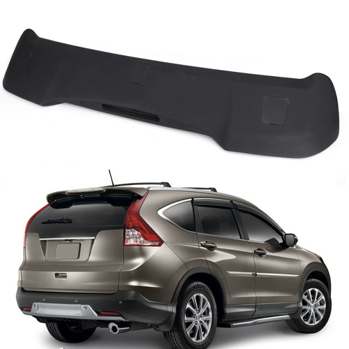 Factory Style Rear Roof ABS Spoiler Wing Matte For Honda CRV CR-V 12-16 Black