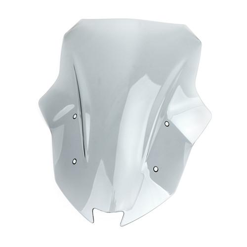 Windshield Windscreen For Kawasaki Ninja 1000 Z1000SX 17-19 Gray