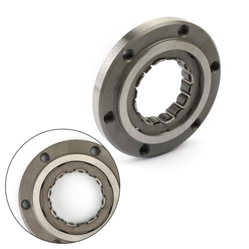 One Way Bearing Sprag Starter Clutch For Yamaha XV125 97-00 XV240 89 XV250 88-90 XVS125 XVS250 00-04 SRV250 92-97 XV250 08-18 XVS250 00-17