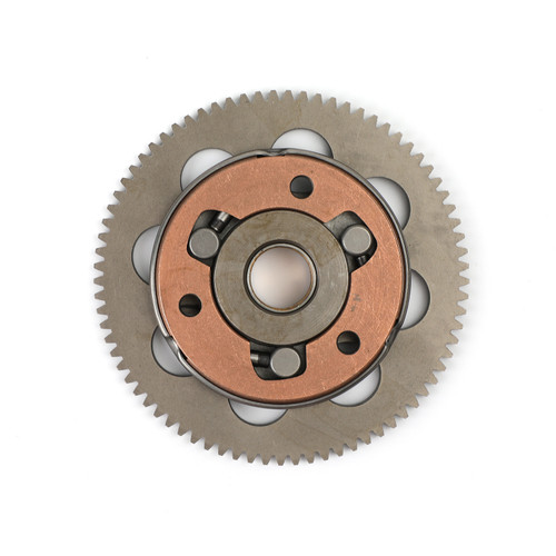 One Way Starter Clutch & Gear For Yamaha TTR50E TT-R50 05-17 TTR90 TT-R90 03-07