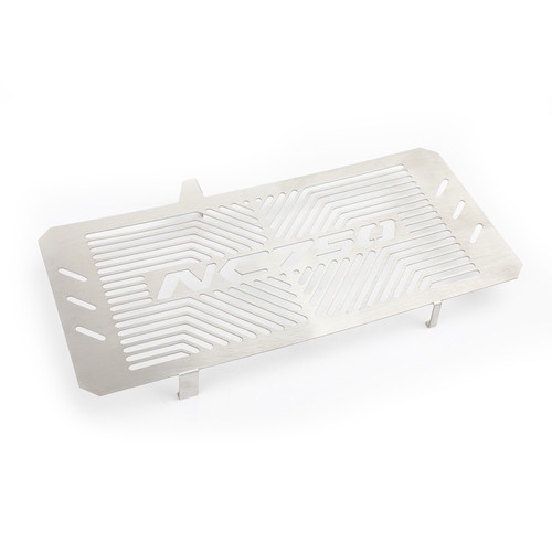 Radiator Grill Guard Protector For Honda NC750 NC750 S/X 14-16 Silver