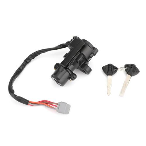Ignition Switch Lock & Keys Kit For Suzuki GSXR600 GSXR750 06-18 GSXR1000 05-18