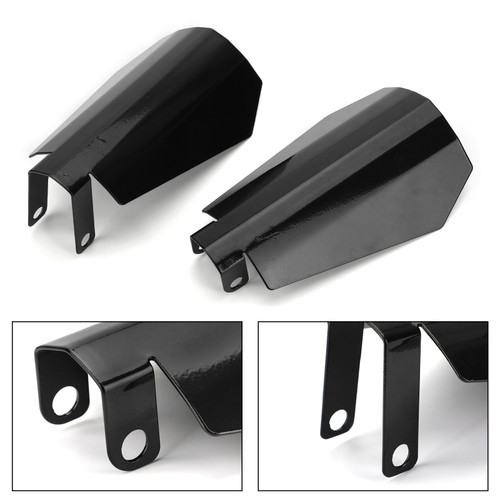 Hand Guards Protector Cover For Sportster XL 883 XL 1200 48 72 Black