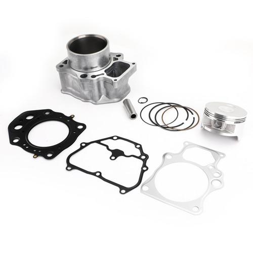 Cylinder Piston Gasket Top End Kit for Honda Rancher TRX420 FE/FM/FA/TE/TM/FPM/FPE/FPA 2007-2018
