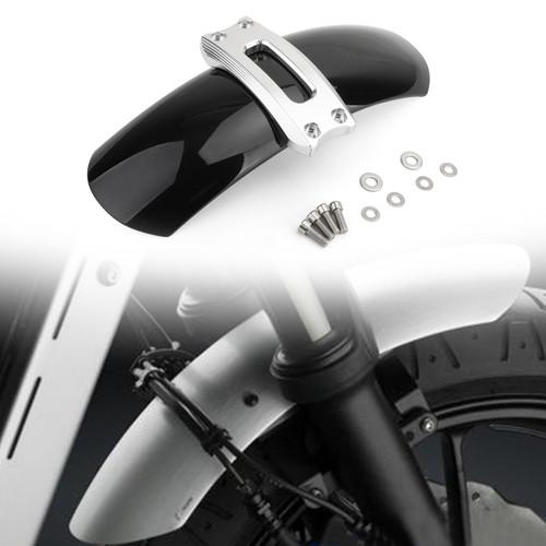 Front Fender Mudguard For BMW R nineT Scrambler 2016-2019 Black