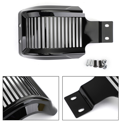 Skid Plate Engine Protection For Harley Sportster 1200 Nightster XL1200N XR1200 XR1200X 50th Anniversary XL50 Seventy Two XL1200V 04-18 Gblack