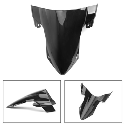 Windshield WindScreen for BMW S1000RR 2019-2020 Black