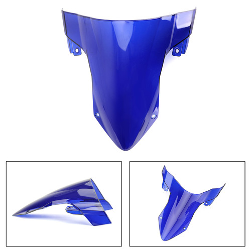 Windshield WindScreen for BMW S1000RR 2019-2020 Blue