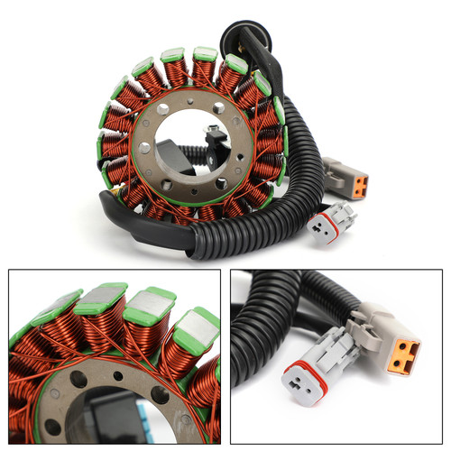 Stator Generator for Ski-Doo MX Zx 600RS 2009 MX Z X600RS 09-17 Lynx Rave RS 600 10-14