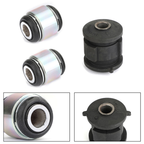 Rear Arm Assembly Knuckle Bushing 3Pcs For Toyota Highlander Camry Avalon Lexus