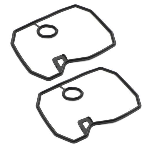 2x Cylinder Head Cover Gaskets for Honda NT400 NT650 NTV650 NV400 VRX400 VT500C VT500F VT750DC2 Shadow XLV650 XRV750 XRV650 Africa Twin
