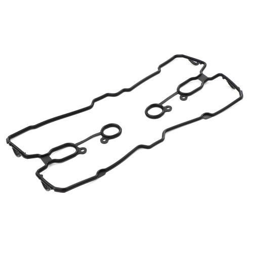 Cylinder Head Cover Gasket for Honda CB400 Super Four VTEC 400 NC39 1999-2017 Black