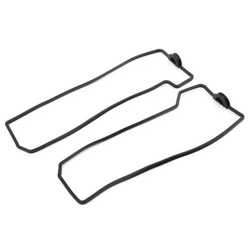 Cylinder Head Cover Gasket for Honda GL1800 Gold Wing 1800 2001-2017 16 15 14 13 Black