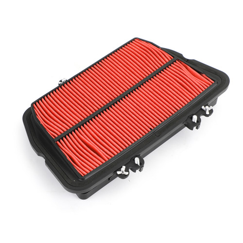 Air Filter Cleaner for Triumph Tiger 800 10-16 XC 10-18 XCA XRT 16-19 XCX XR XRX 15-19 Red