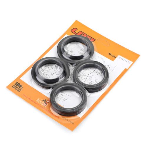 Front Fork Oil Seal Dust Seal Kit for Buell Lightning X1 Thunderbolt S3 & S3T 1999-2002
