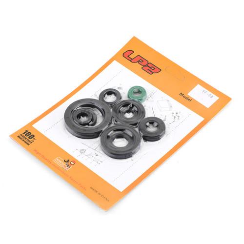 Engine Oil Seal Kit Set 10pcs Seals for Honda CR125R CR125 CR 125 125R 1987-2003