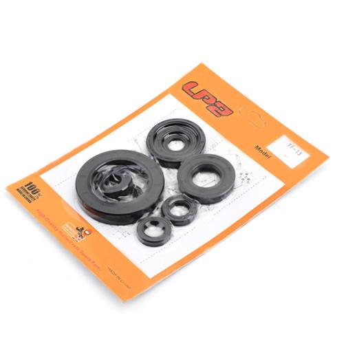 Engine Oil Seal Kit Set 9pcs Seals for Honda CR250R cr250r cr-250r 2005-2007