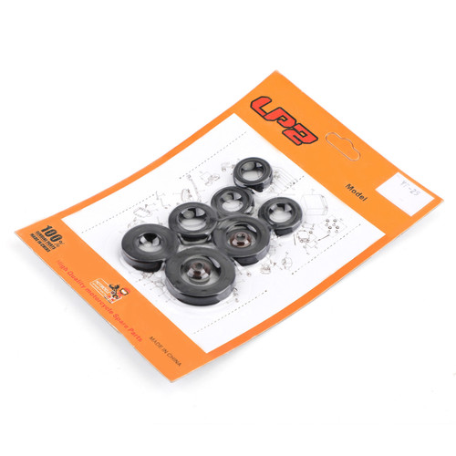 Engine Oil Seal Kit Set 9pcs Seals for Honda XL185 XL185S 79-93 XL200R 83-84