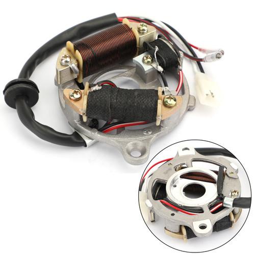 Alternator Magneto Stator for Yamaha PW50 Zinger 81-20 Y-Zinger 01-15 3PT-85560-00