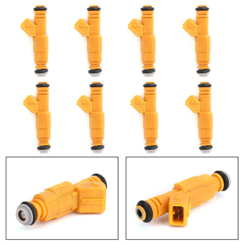 Fuel Injectors 8PCS For Ford Crown Victoria 4.6L 98 Explorer 5.0L 96-98 Thunderbird 94-97 Lincoln Town 94-98 Mercury Cougar 94-98 Mountaineer 97-98