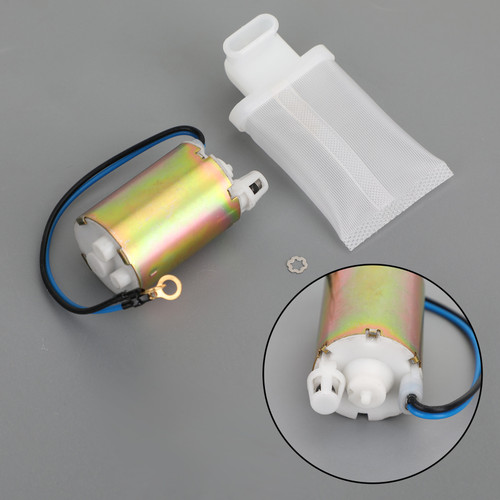 Fuel Pump & Strainer Filter for Suzuki GSX-R600 GSXR600 97-00 GSX-R750 GSXR750 96-99