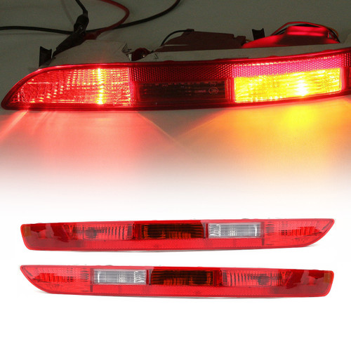 Rear Lower Tail light Reverse Lamp 5 Bulbs L+R Side For Audi Q5 US Edition 09-15