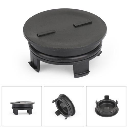 Cylinder Head Rear Cam Plug with Seal for Honda Acura Integra 96-01 CR-V 97-01 CR-Z 11-16 Civic 99-05 Fit 07-13 HR-V 16-18 Insight 10-14 Black