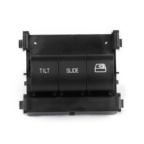 Sunroof Switch Fit For Ford F250 F350 Super Duty 11-16 BLK