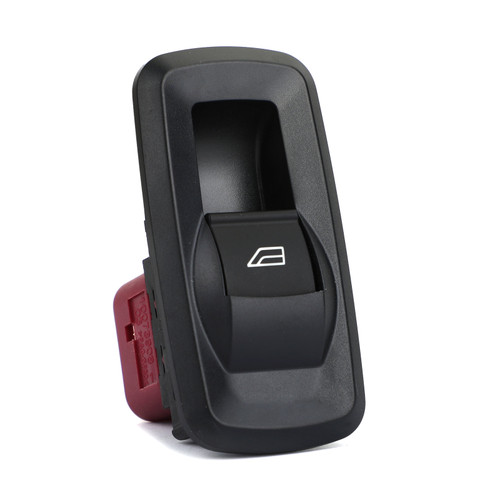 Electric Window Control Switch 6P Fit For Ford Fiesta VI 1.25 1.4 1.6 TDCi 2008-up BLK