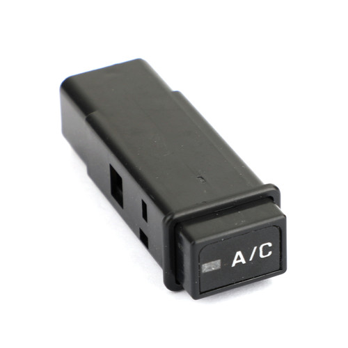 A/C Switch Fit For Toyota Truck 4Runner RAV4 Push Button Hilux 89-00 BLK