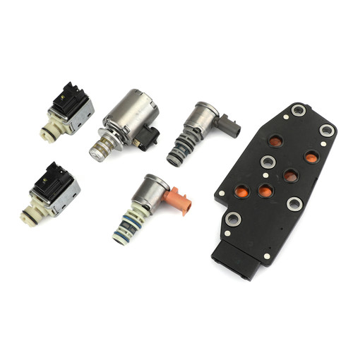 4L60E Trans Master Solenoid Kit Fit For Chevy Avalanche Hummer H2 Hummer H3 S10 Chevy Tahoe