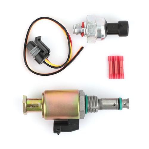 Pressure Regulator Sensor Valve ICP IPR F81Z9C968AB Fit For Ford