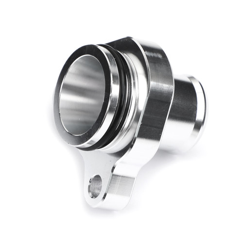 Water Hose Fitting Replacement Fit For BMW 3.0L non turbo N53 325i 330i 525Xi 528i 530i 530xi 06-10 SIL