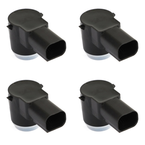 4PC Backup Parking Assist Sensor Fit For PSA9663821577XT Peugeot Citroen