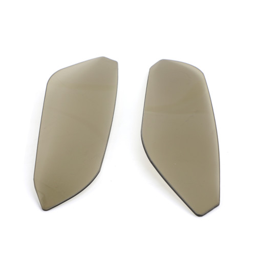 ABS Headlight Screen Protection Cover Headlight Guard For Yamaha YZF R3 2019 BRN