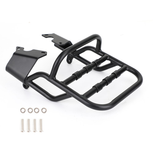 Rear Luggage Rack Black Support Cargo Carrier Shelf For BMW R9T Pure/Scrambler/Urban G/S 2014-2020 BLK