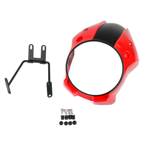 Headlight Cover Fairing For Honda CMX500 Rebel 2018-2019 RED