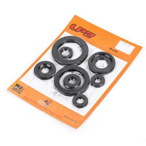 Engine Oil Seal Kit 10PCS For Honda CRF450R 2002-2006