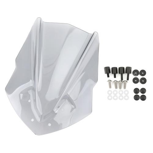 Windshield For Yamaha MT125 2015-2019 Gray