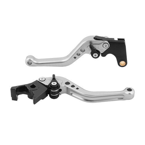 Racing Brake & Clutch Levers For Honda CBR250R CBR300RR CB300F CB300FA CBR500R CB500F CB500X SIL Color