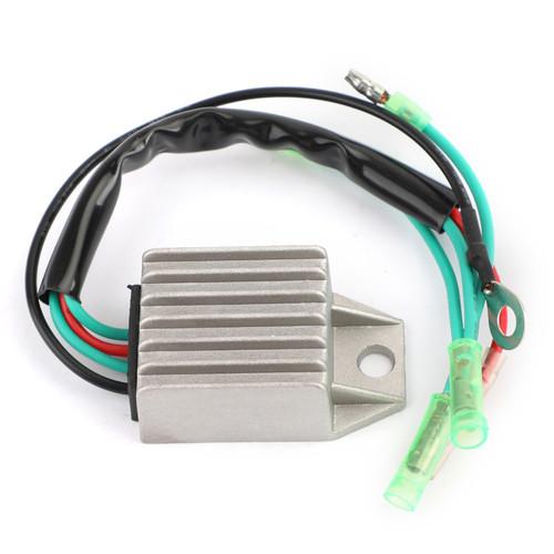 Voltage Regulator Rectifier For Yamaha Outboard 6J8-81960-00