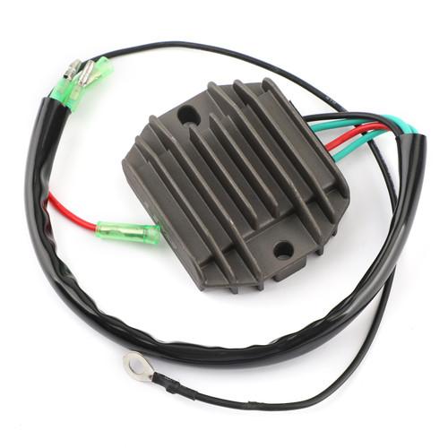 Voltage Regulator Rectifier For Yamaha F 9.9 15 20 Hp 6AH-81960-00 T85-05030300