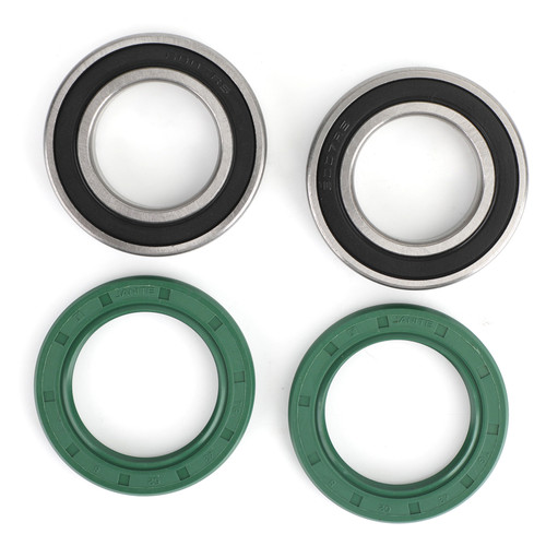 Rear Axle Wheel Carrier Bearings And Seals For Yamaha Banshee 350 Blaster 200 YFS200 Raptor 660 YFM660R Breeze 125 YFA1 Grizzly 125 YFM125G