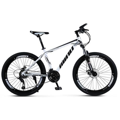 "MTB Mountain Bike 26"" Wheels 21 Speed Carbon Frame Bicycle Disc Bicycles"