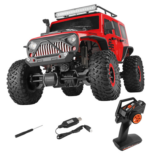 WLtoys 104311 1/10 2.4G SUV RC Car 4WD Brushed Off-Road Rock Crawler