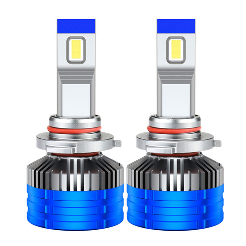2Pcs 9005 LED Headlight Kit Bulbs 6000K Driving Light Fog Lights Bright Car