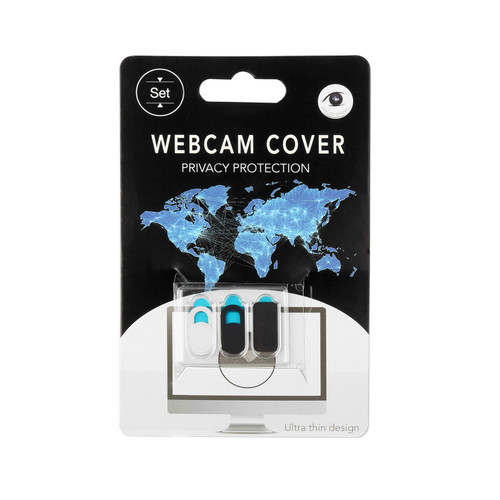 1 Pack WebCam Cover Slide Camera Privacy Security for Phone MacBook Laptop