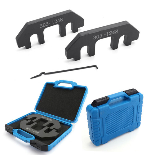 Camshaft Holding Tool Timing Alignment Holder Tool Fit For Ford 3.5L 3.7L 4V Engines BLK