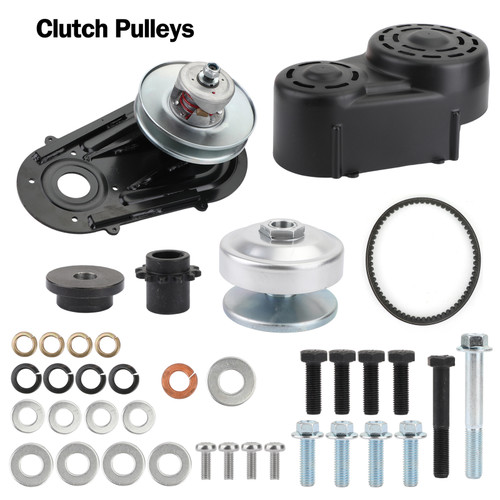 40 Series Torque Converter Kit with Backplate