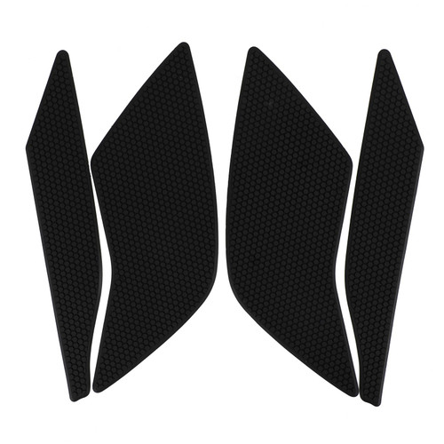 Stickers Tank Traction Pad Side Gas Knee Grip Protector For Yamaha YZF-R1/R1M 2015-2020 BLK